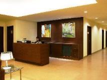 Four Points by Sheraton Navi Mumbai: reception
