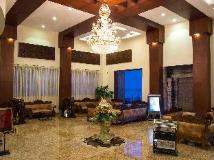 JC Residency Madurai: lobby