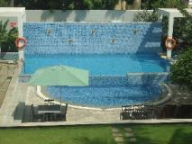 JC Residency Madurai: swimming pool