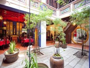 1881 Chong Tian Hotel Penang - Courtyard