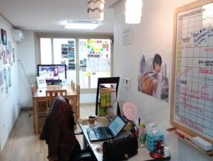 Hongdae Family Housetel 2 Seoul - Common area