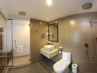 Hotel Richbaliz Kuala Lumpur - Bathroom - Deluxe Room