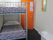 Phòng tập thể 2 giường