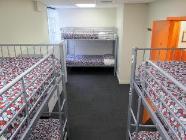 Phòng tập thể 6 giường (Nam & Nữ)