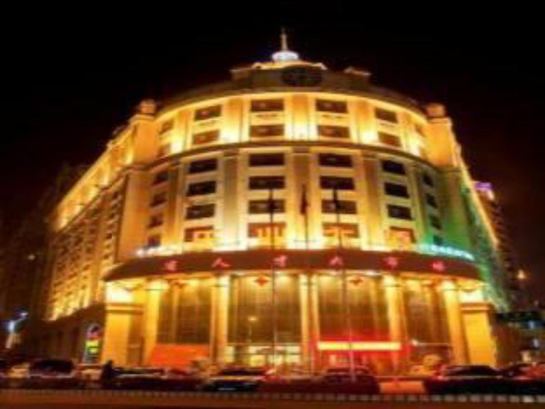 Экстерьер отеля