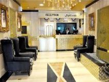 Arcadia Hotel Suites: reception
