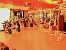 Arcadia Hotel Suites: fitness room