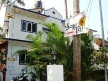 Baga Villa Hotel: exterior