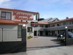 Marksman Motor Inn New Zealand
