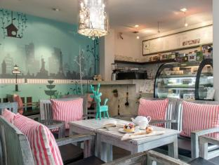 The Phoenix Hotel Bangkok Bangkok - Breakfast Area