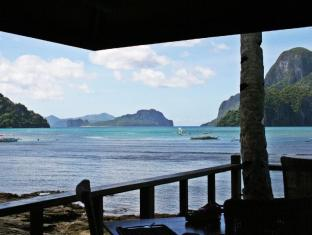 Cadlao Resort and Restaurant Palawan - View from the Restaurant