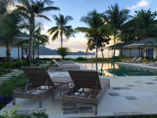 Cadlao Resort and Restaurant Palawan - New Extension Pool Area