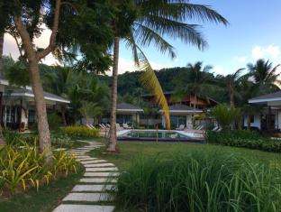 Cadlao Resort and Restaurant Palawan - New Extension - Garden