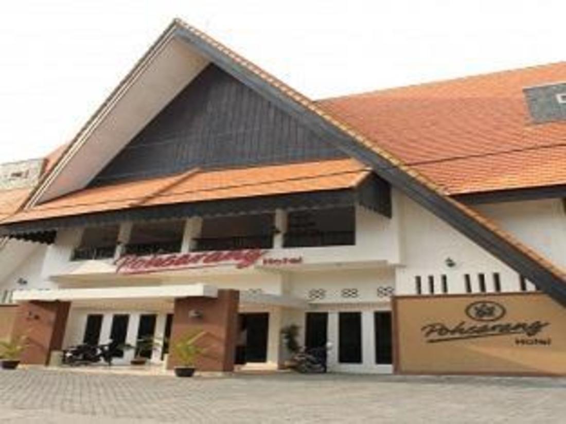 Tampilan Luar Hotel