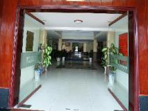 Vietnam Hotel Accommodation Cheap | entrance