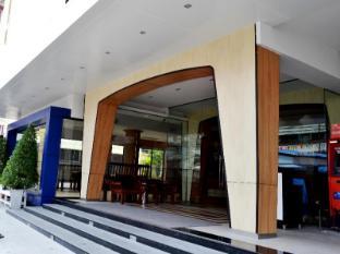 플리퍼 로지 파타야 - 호텔 외부구조