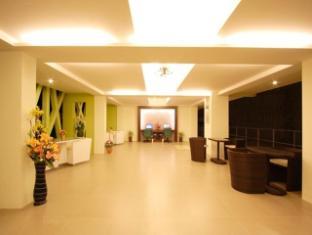 加林海灘酒店 布吉 - 大廳