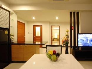 Kalim Beach Place Phuket - Intérieur de l'hôtel