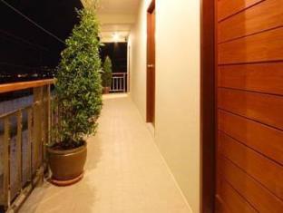 加林海灘酒店 布吉 - 陽台/露台