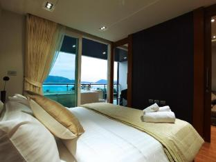 Kalim Beach Place Phuket - Kamar Tidur