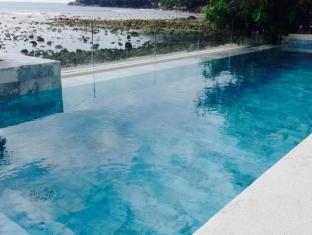 Kalim Beach Place Phuket - On Beach Sea-View Villa 3 Bedroom private pool