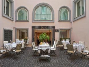 Grand hotel via Veneto Rome - Restaurant