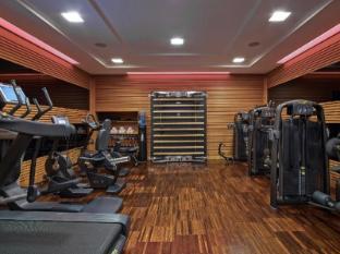 Grand hotel via Veneto Rome - Fitness Room