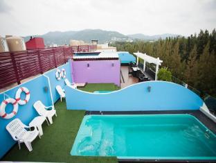 Must Sea Hotel Phuket - Swimming Pool