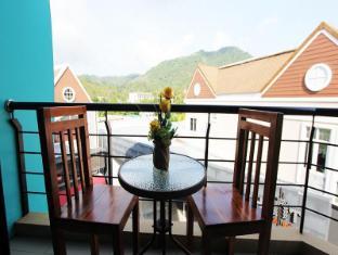 Must Sea Hotel Phuket - Balcony/Terrace
