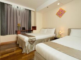Printemp Hotel Apartment Hong Kong - Gastenkamer