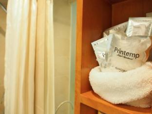 Printemp Hotel Apartment Hong Kong - Baño
