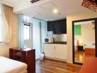 Printemp Hotel Apartment Hong Kong - Habitación