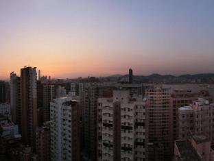 Printemp Hotel Apartment Hong Kong - Uitzicht