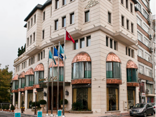 Ottoman's Life Hotel Istanbul - Exterior