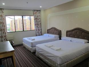 Sungai Emas Hotel Kuala Lumpur - Family Deluxe - Quad Sharing