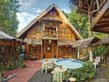 Philippines Hotel | main cottage exterior