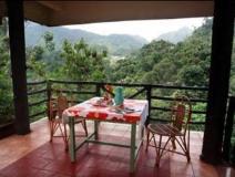 Wild Elephant Eco-Friendly Resort: balcony/terrace