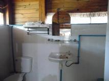 Phouchan Resort: bathroom
