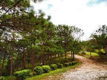 Phouchan Resort: entrance