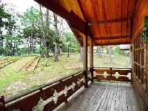 Phouchan Resort: balcony/terrace