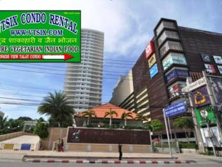 Vtsix Condo Rentals at View Talay 6 Pattaya