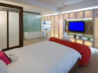 V Wanchai Hotel Hong Kong - Bilik Tetamu