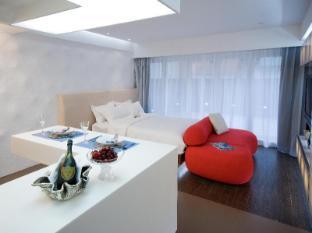 香港V灣仔酒店 香港 - 客房