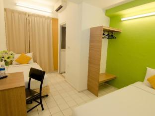 City Campus Lodge & Hotel Kuala Lumpur - Standard Twin