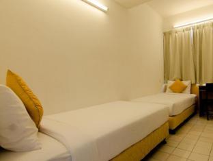 City Campus Lodge & Hotel Kuala Lumpur - Express Twin