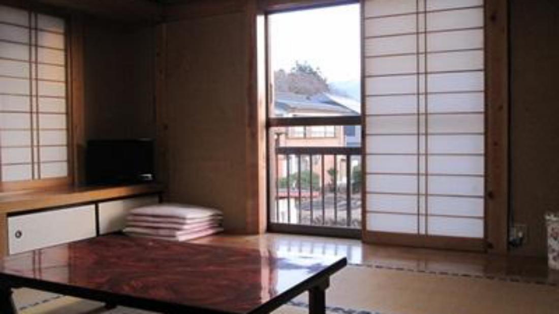 Japan guest house Minshuku Yamabiko