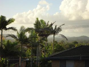 The Pixy Bed & Breakfast Brisbane - view from rooms