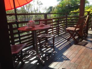 The Pixy Bed & Breakfast Brisbane - Balcony/Terrace