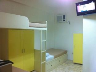 P Hostels & Residences Manila - Guest Room