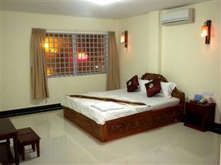 Nalita Guesthouse Phnom Penh - Double Bed with AC